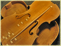 Violin, viola and cello repairs